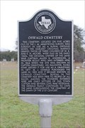 Image for Oswald Cemetery