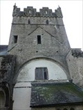 Image for Ewenny Priory Church - Satellite Oddity - Wales, Great Britain.