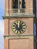 Image for Clock at St. Ursula Church, Munich, Germany