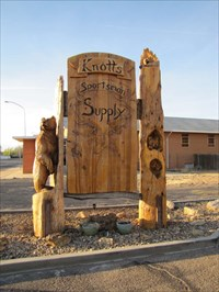 Knotts sportman supply bears clayton new mexico outside