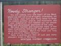 Image for Howdy Stranger