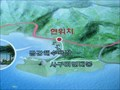 Image for Geumgap Beach Map (금갑해수욕장) - Jindo, Korea