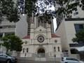 Image for Historic Brisbane Synagogue Moves Inland as River Rises - Brisbane - QLD - Australia
