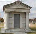 Image for 1908 Wright Mausoleum - Park Cemetery - Columbus, Ks.