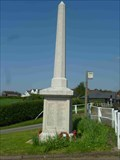 Image for WWI Memorial,  Severn Stoke, Worcestershire, England