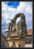 Image for Holy Trinity statuary - Bríštany, Czech Republic
