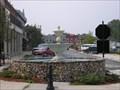 Image for Adairsville Historic Downtown Fountain, Adairsville, GA