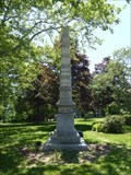 Image for 21st Regiment Connecticut Volunteers Monument -  - New London, CT