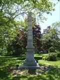 Image for 21st Regiment Connecticut Volunteers Monument -  - New London, CT