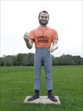Image for Harley-Davidson Muffler Man - Livingston, IL