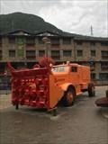 Image for Camion de déneigement (Canillo, Andorra)
