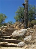 Image for Catalina State Park Stairway, Oro Valley, AZ