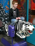 Image for White Tiger at City Museum - St. Louis, MO