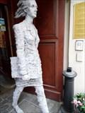 Image for Businesswoman  -  Prague, Czech Republic
