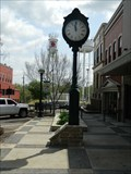 Image for City Hall Clock - Ripley, Tennessee