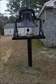 Image for Church Bell at Pine Hill A.M.E. Church, Latta, SC, USA