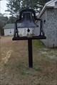 Image for Church Bell at Pine Hill A.M.E. Church, Latta, SC, USA