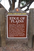 Image for Edge of Plains