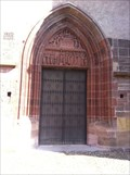 Image for West Porch of St Stephan Cathedral - Breisach, BW, Germany