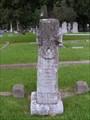 Image for Wm Rigby Jr. - Morton Cemetery, Richmond, TX