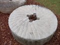 Image for Hagood Mill Millstone display