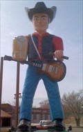 Image for The Honkey Tonk Cowboy Muffler Man - Colorado Springs, CO