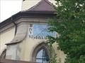 Image for Sundial Church Gültstein, Germany, BW