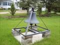 Image for Menahga Historical Museum Bell #1 - Menahga, MN