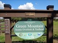 Image for Green Mountain Scenic Byway - Scenic Overlook -  Florida.
