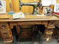 Image for Singer Treadle Sewing Machine - Newport, Washington