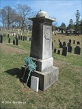 Image for Colonel William McIntosh, Needham Cemetery - Needham, MA