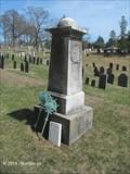 Image for Colonel William McIntosh, Needham Cemetery - Needham, MA