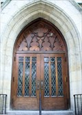 Image for Stone Church Door  -  Meadville, PA