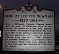 Image for Robert Loftin Newman 1827-1912