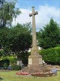 Image for Cross, All Saints, Wribbenhall, Worcestershire, England