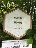 Image for 200 m - Milieu du Monde - Namur - Belgique