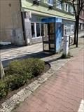 Image for Payphone / Telefonni automat - Wilsonova 2273/4, Hodonín Czech Republic