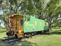 Image for CB&Q Caboose 10405, Atwood, Kansas