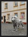 Image for Steel Lion - Slovanské námestí, Trutnov, Czech Republic
