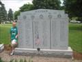 Image for Vietnam War Memorial, Park, Waterbury, VT, USA