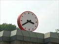Image for Rotating Clock - Rathausstraße 17 -  Oberstolberg, Nordrhein-Westfalen, Germany