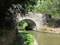 Image for Arch Bridge 54 Over The Shropshire Union Canal (Birmingham and Liverpool Junction Canal - Main Line) - Goldstone, UK