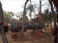 Image for Marshall Britannia portable steam engine - Corrigin, Western Australia