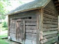Image for OLDEST Log Jail in Georgia-Warthen, GA.