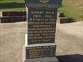Image for Ensay Cenotaph - Ensay, Victoria, Australia
