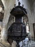Image for La chaire - Eglise Notre Dame des Vertus - Ligny en Barrois - France