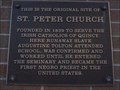 Image for St. Peter Church - Quincy IL