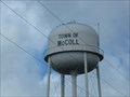 Image for Town of McColl, SC, Water Tower, North, McColl, SC