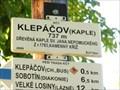 Image for Elevation Sign - Klepacov.737m