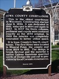 Image for Iowa County Courthouse